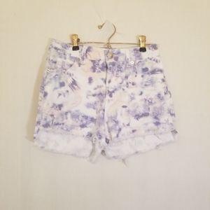 Wild fable tye die shorts